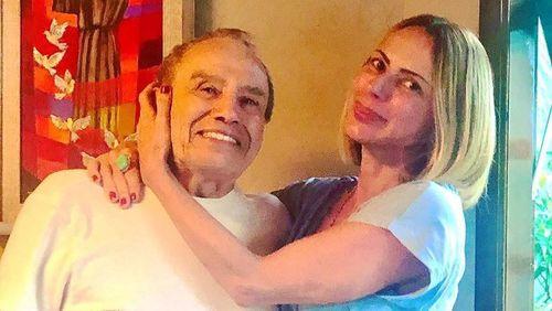 """Stênio Garcia e Marilene Saade revelam apelidos carinhosos: """"Amendoim e chupeta"""""""