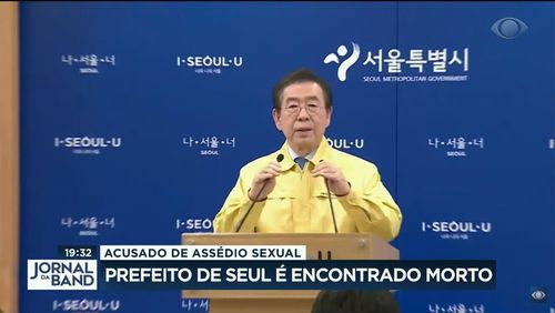 Acusado de assédio sexual, prefeito de Seul é encontrado morto