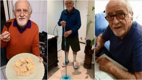 Ary Fontoura e seu sucesso nas redes