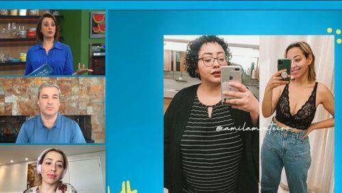 Conheça a história da mulher que perdeu 87 kg e conquistou internet pela força de vontade