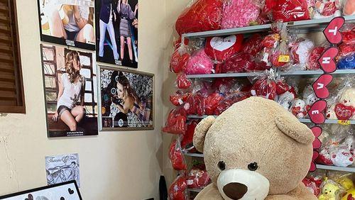 Thaeme apresenta quarto cheio de presentes de fãs para a filha Liz