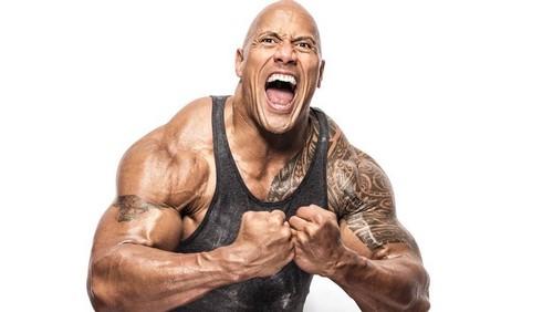 #ClubedaPipoca: The Rock é o ator mais bem pago de Hollywood, de novo!