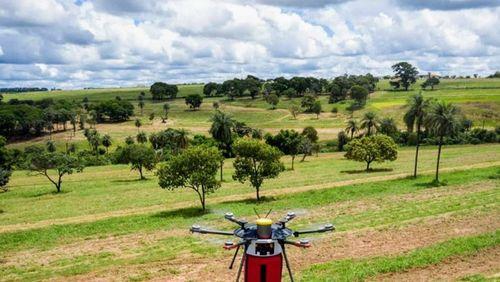 Entrega de produtos com drones será testada em SP