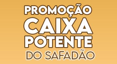PROMOÇÃO AUMENTA O SOM JUNTO COM O WESLEY SAFADÃO!