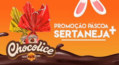 Páscoa + Sertaneja 106!
