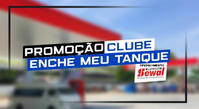 Promoção Clube Enche Meu Tanque