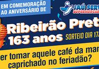 Promoção Café da Manhã no Feriadão