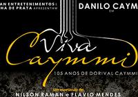 Par de Convites para Viva Caymmi