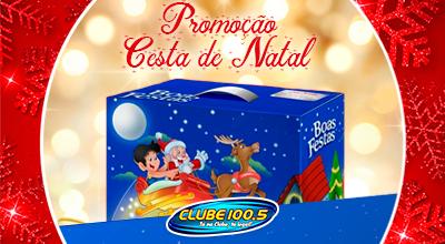 Promoção Cesta de Natal
