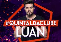 Luan Santana no #QuintaldaClube
