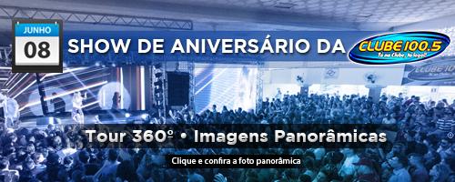 Show de Aniversário da Clube 2014