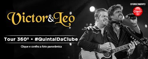 Quintal da Clube com Victor & Léo