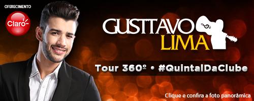 Quintal da Clube com Gusttavo Lima