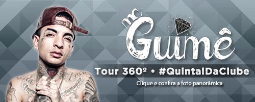 Quintal da Clube com Mc Guimê