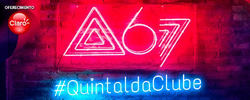 Quintal da Clube com Atitude 67