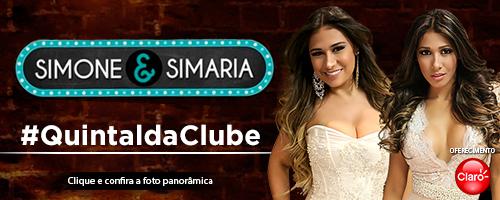 Quintal da Clube com Simone & Simaria