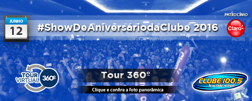 Show de Aniversário da Clube 2016
