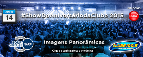 Show de Aniversário da Clube 2015